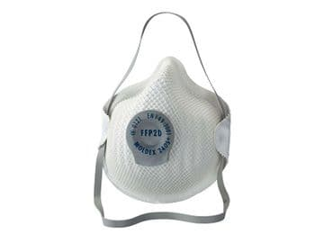 Classic Series FFP2 NR D Valved Mask (Pack 20)